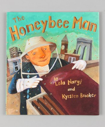 The Honeybee Man Hardcover