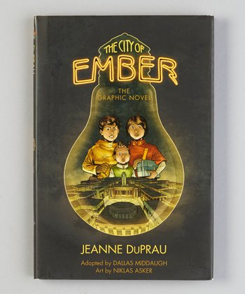 The City of Ember Hardcover