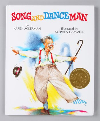 Song and Dance Man Hardcover