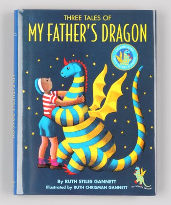 Three Tales of My Father's Dragon Hardcover