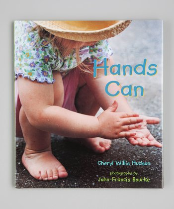 Hands Can Hardcover