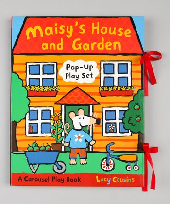 Maisy's House & Garden Pop-Up Hardcover