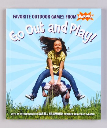 Go Out and Play! Paperback