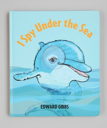 I Spy Under the Sea Hardcover