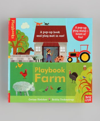 Playbook Farm Hardcover