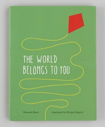 The World Belongs to You Hardcover