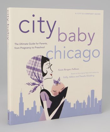 City Baby Chicago Paperback