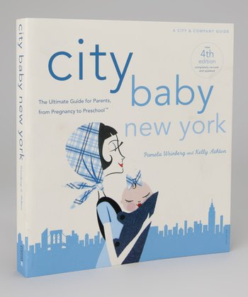 City Baby New York: Fourth Edition Paperback