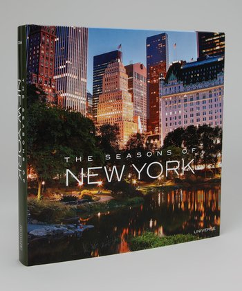 The Seasons of New York Hardcover