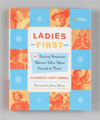 Ladies First Hardcover