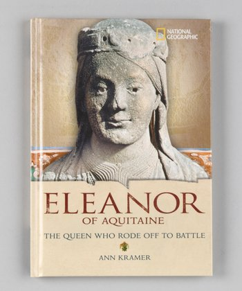 Eleanor of Aquitaine Hardcover