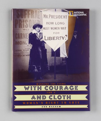 With Courage & Cloth Hardcover