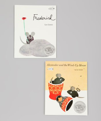 Alexander and the Wind-Up Mouse & Frederick Paperbacks