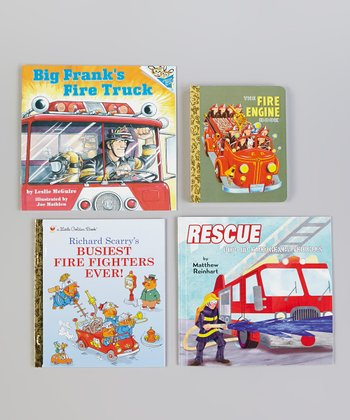 The Fire Engine Book Set