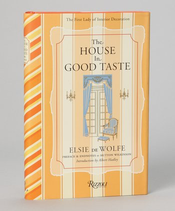 The House in Good Taste Hardcover