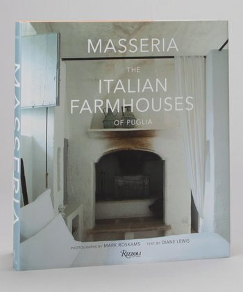 Masseria: The Italian Farmhouses Hardcover