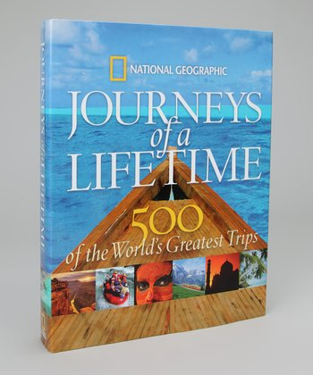 Journeys of a Lifetime Hardcover
