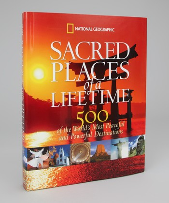 Sacred Places of a Lifetime Hardcover
