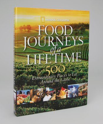 Food Journeys of a Lifetime Hardcover