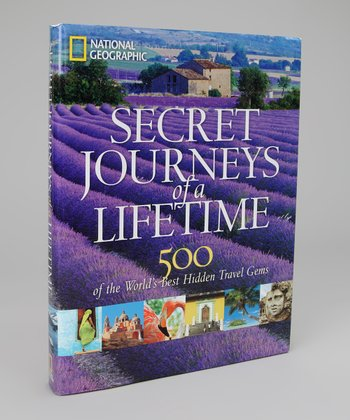 Secret Journeys of a Lifetime Hardcover