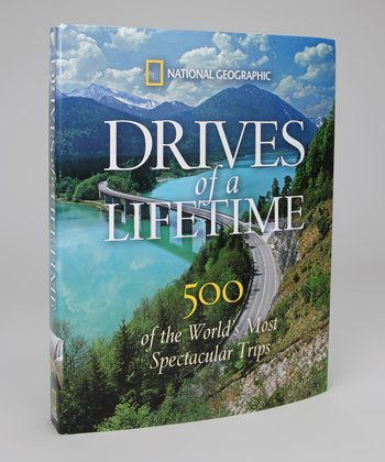 Drives of a Lifetime Hardcover