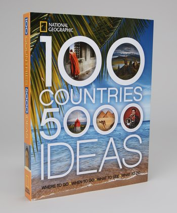100 Countries, 5000 ideas Paperback