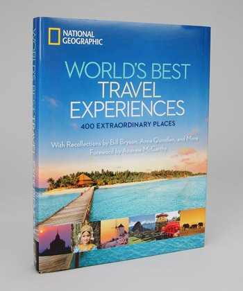 World's Best Travel Experiences Hardcover