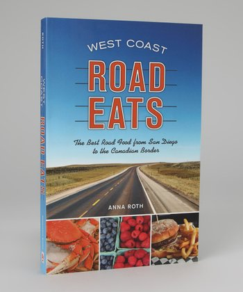 West Coast Road Eats Paperback