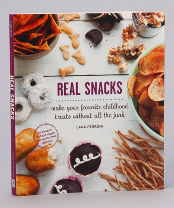 Real Snacks Paperback