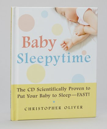 Baby Sleepytime Hardcover & CD