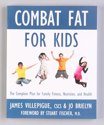 Combat Fat for Kids Paperback