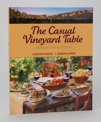 The Casual Vineyard Table Paperback