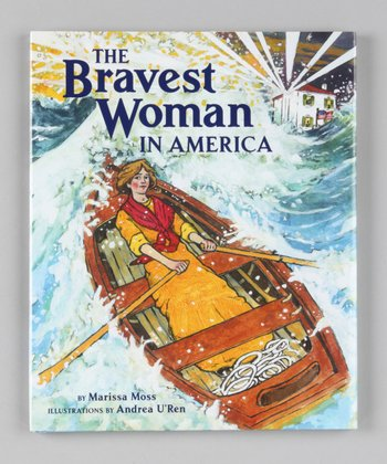 Bravest Woman in America Hardcover