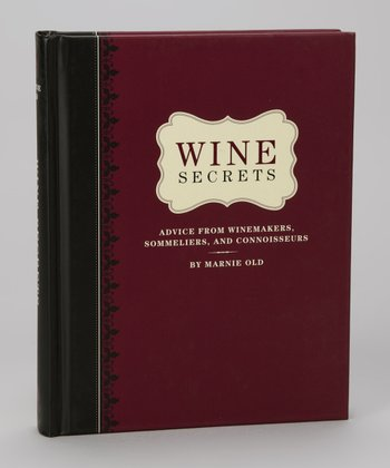 Wine Secrets Hardcover