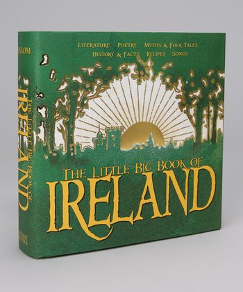 The Little Big Book of Ireland Hardcover