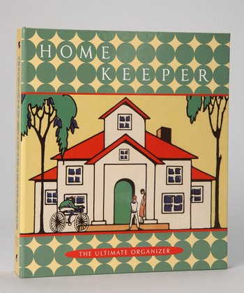 Home Keeper Hardcover