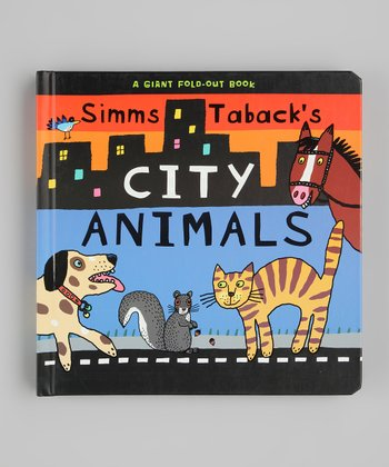 Simms Taback's City Animals Hardcover