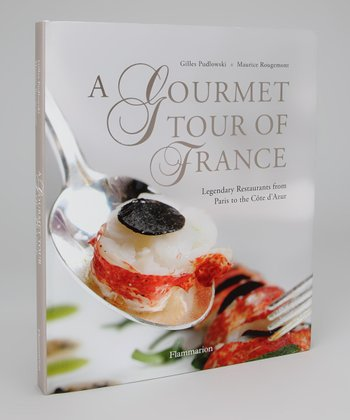 A Gourmet Tour of France Hardcover
