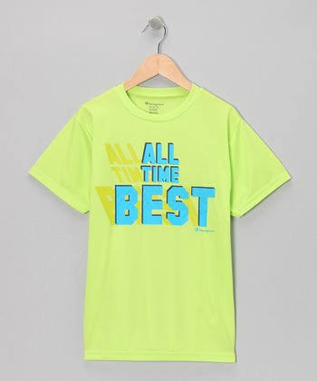 Lime Punch 'All Time Best' Tee