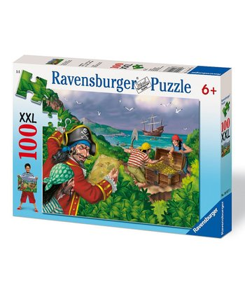 Pirate's Treasure Puzzle