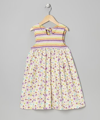 Lavender Dress Up Kailey Dress - Toddler & Girls