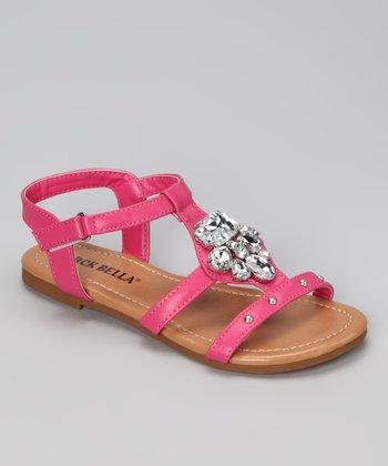 Fuchsia Cutie Sandal