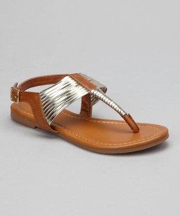 Camel Steph Sandal