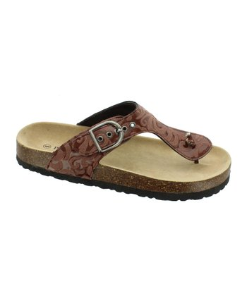 Brown Bork 15 Sandal
