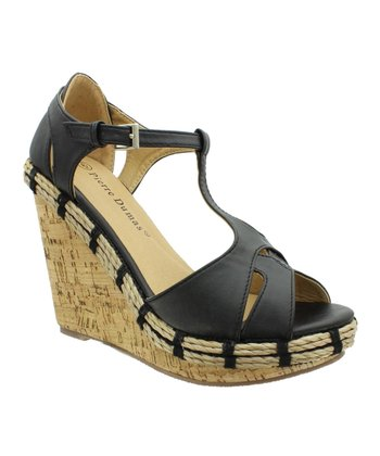 Black Maria Wedge
