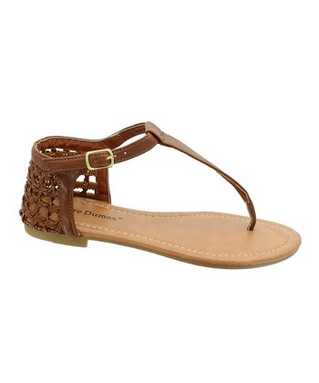 Whiskey Coral Sandal