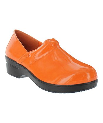 Orange Rochele-2 Clog