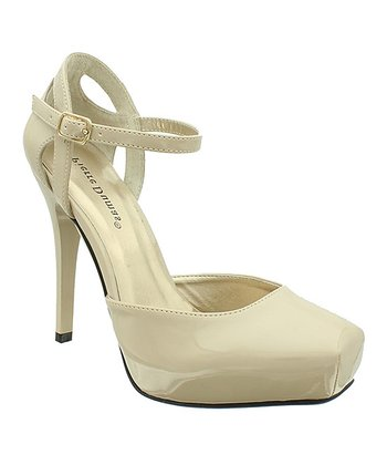 Nude Bridget Pump
