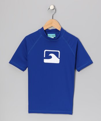 Royal Maui Rashguard - Boys