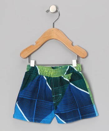 Desert Ice Swim Trunks - Infant
